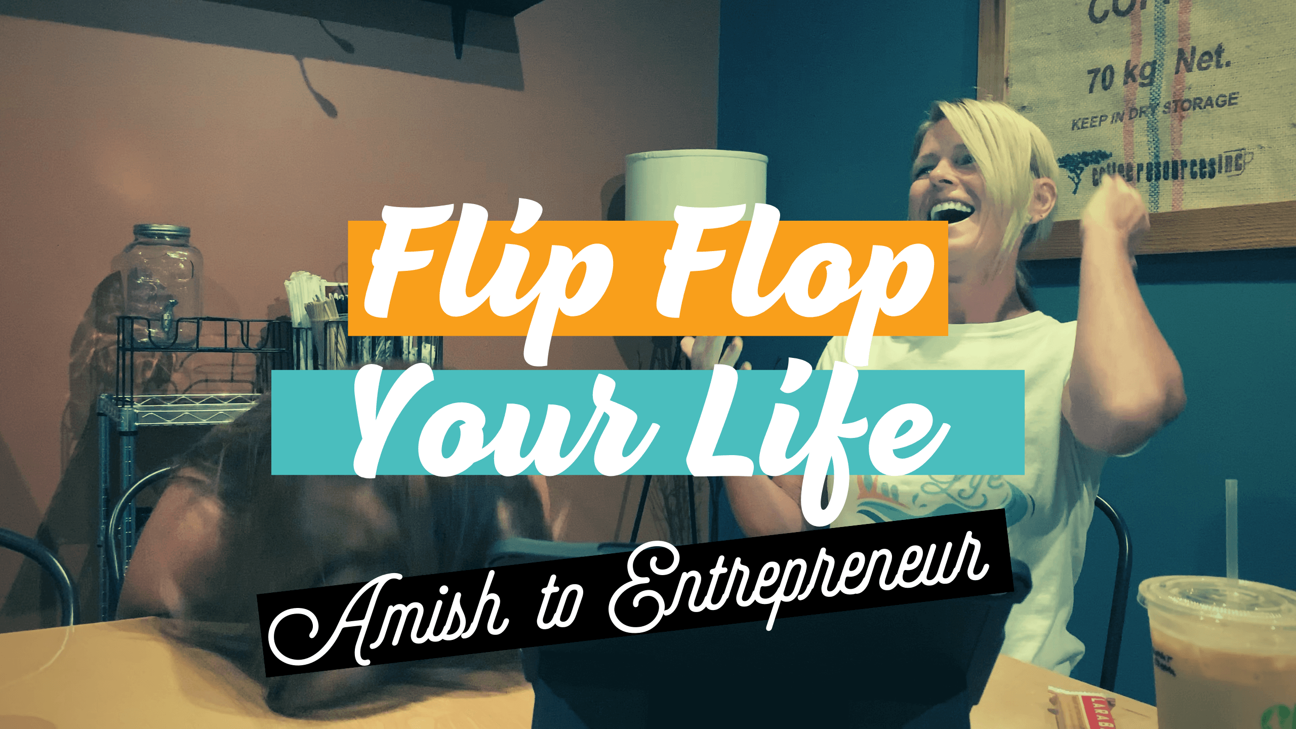 Flip Flop Your Life Podcast Ep 004 with Malena Miller